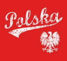 Polska Sport Style t shirt by PolishArt
