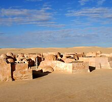 Tatooine by Alisdair Gurney