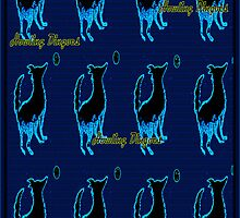 HOWLING DINGOES-NEON MOON by LJYOUNG