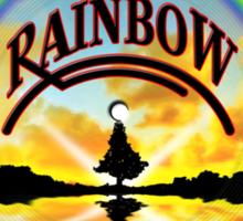 Rainbow Records Sticker