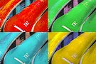 Canoes Warhol'd by Tam  Locke