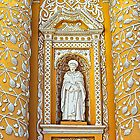 Yellow Church by Justin Baer
