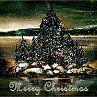 Christmas on Georgian Bay Card... by  Janis Zroback