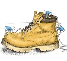 Boot Fellows by Billi French