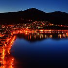 Kastoria by Night...::[HDR] by Tania Koleska