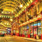 Where is Diagon Alley? - Leadenhall Market Series - London - HDR by Colin  Williams Photography
