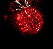 Fireworks by Eyal Nahmias