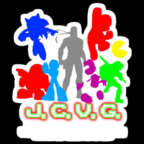J.C.V.G. Shirt 2010 by BaronVonRosco