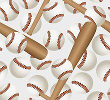 Baseball by Richard Laschon