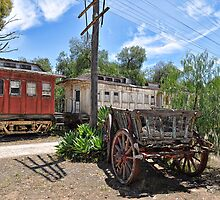 Transport In The 1800's by JaninesWorld
