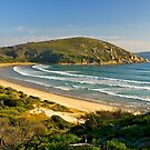 Coastal scenery at Wilsons Promontory, Victoria. by johnrf