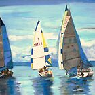 2007 -Port Hardy Sailing Regatta by Teresa Dominici