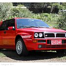 Lancia Delta Integrale Evo 1 by Studio-Z Photography