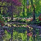 Butchart Gardens in Springtime by AnnDixon