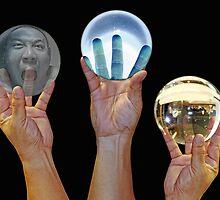 Three dimensional orb. by Gwoeii