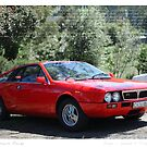 Lancia Montecarlo Coupe by Studio-Z Photography
