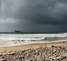 Pen Hat Beach by marens