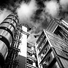 Lloyds of London by GIStudio