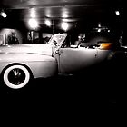 1954 Lincoln Convertible  by ArtbyDigman