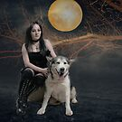 Moon Branch Wolf-Woman by Zi-O
