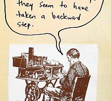new technology by Loui  Jover