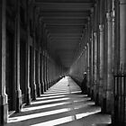 Palais Royal - Paris by Alex Howen