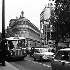 Boulevard Haussman (Paris) by Alexander Meysztowicz-Howen