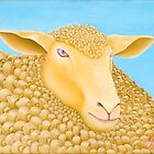WOOLLY MUNDANE - 'The exciting one' - Oil On Canvas by RealZeal