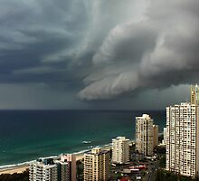 Storm Cell by Ann  Van Breemen