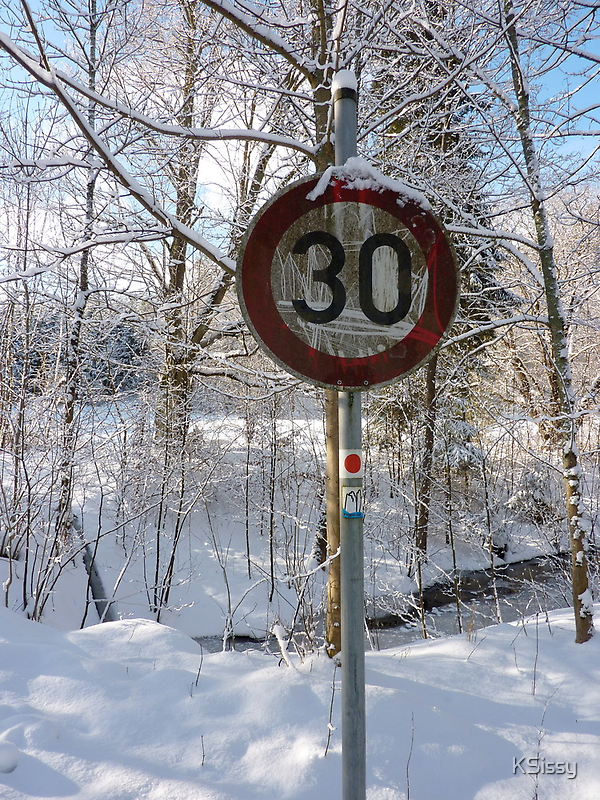 30 km/hrs by KSissy
