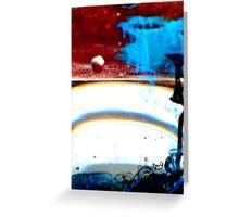 Bleh. Greeting Card