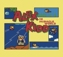 Alex kid in miricale world by damdirtyapeuk