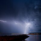 Electric Brighton - a Redcliffe Storm Chase by Mark Greenmantle