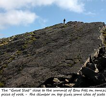 the great slab bow fell by Ilapin