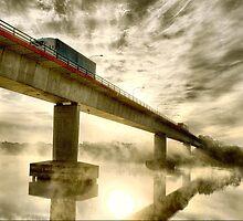 Swan port Bridge  by bobby1