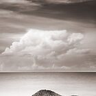 Clouds over Darwin by Paul Alsop