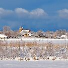 Winter in Renesse by Adri  Padmos