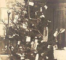 A Glimpse Of Christmas Past ~ circa 1916 by artwhiz47