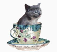 Cat in the Cup by CitC