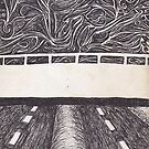 The Road by Jeffrey Blake
