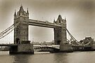 TOWER BRIDGE by Debbie Ashe