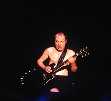 Angus Young by wheelo