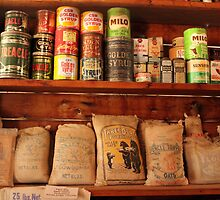 Tins by Carol James