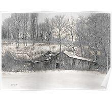 Lost Barn  Poster