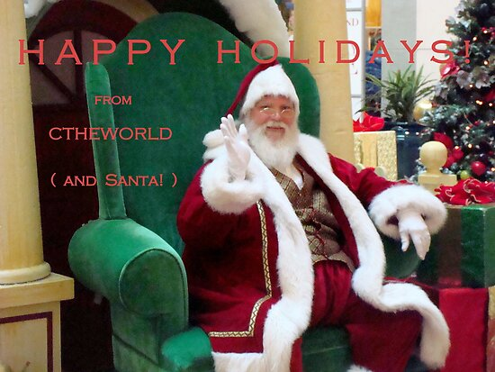 HOLIDAY WISHES ^- to all members of the group by ctheworld