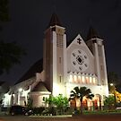 Roman Church Cathedral, Malang by Tim Coleman