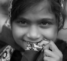 The Tender Smile by Mukesh Srivastava