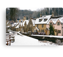 Castle Combe Canvas Print