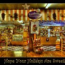 Hope Your Holidays Are Sweet! by Diana Graves Photography