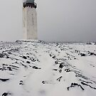 Southness Snowscape by Brian Kerr